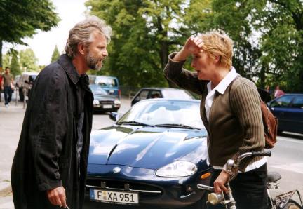 Peter Sattmann Und Suzanne Von Borsody